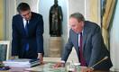Исекешев и Хорошун рассказали Назарбаеву о планах застройки Астаны