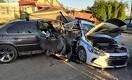 Водитель протаранил блокпост в Алматы. Погибли полицейские