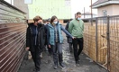 Дарига Назарбаева посетила приюты для животных