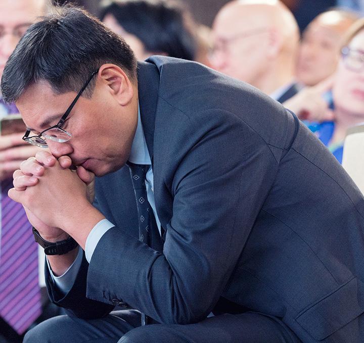 Ерболат Досаев, глава Нацбанка РК