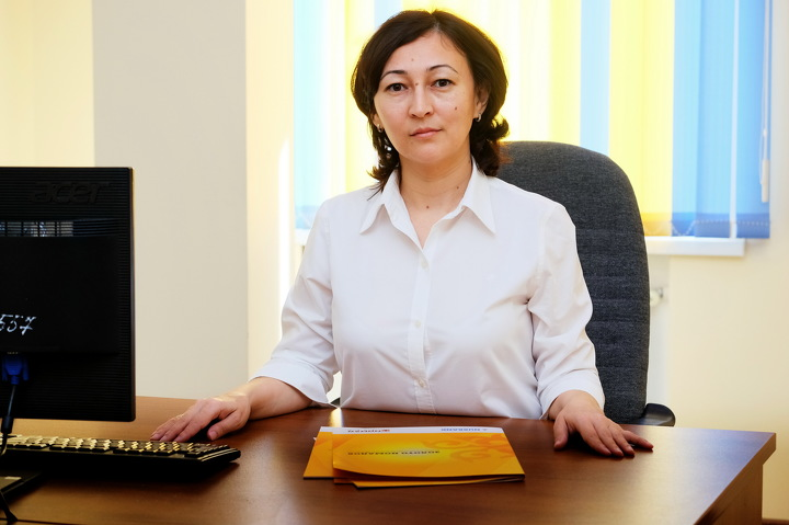 Гулназ Халитовна