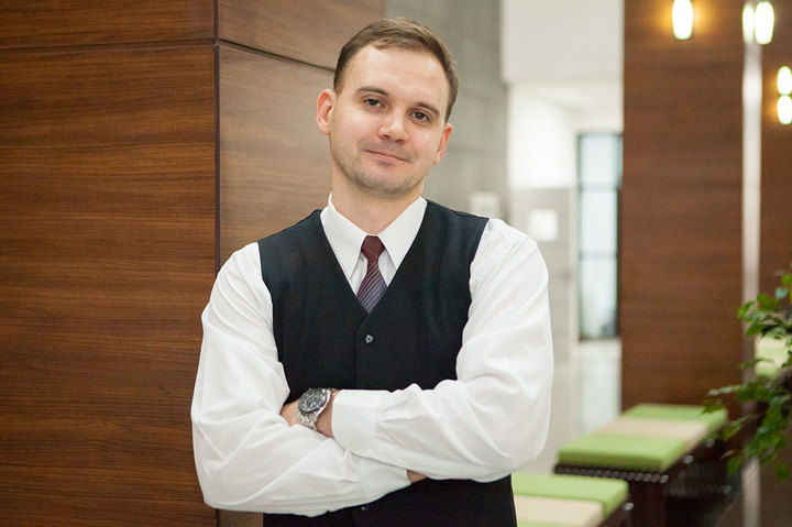 Павел Космынин