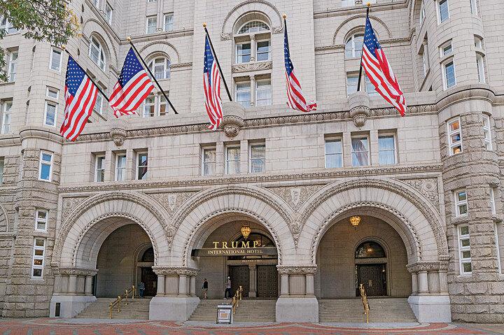 Trump International Hotel, Вашингтон