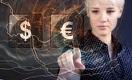 Доллар и eвро подорoжали на биржe