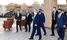 Назарбаев о Туркестане: Мы построили еще один серьезнейший объект