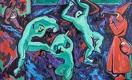 «Шкура художника»: в Алматы открылась выставка о месте творца в обществе