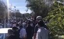 Акция протеста в Жанаозене: жители против строительства китайских предприятий