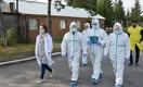 Спецгруппа прибыла в СКО для контроля за эпидситуацией по птичьему гриппу