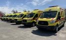 Тимур Кулибаев и Кайрат Боранбаев передали медикам Алматы мобильные центры скорой помощи