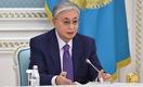 Глава государства поздравил казахстанцев с Днем Независимости