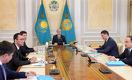 Токаев: Предприятия точечно будем выводить на рабочий режим