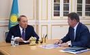 Есимов – Назарбаеву: Казахтелеком, Air Astana и Казатомпром выйдут на IPO до конца года