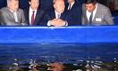 Назарбаеву показали, как выращивают осетра