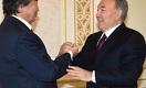 Нурсултан Назарбаев встретился с Олжасом Сулейменовым