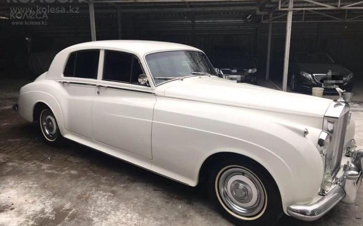 Rolls-Royce Silver Cloud 1961 года