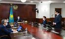 Министры поклялись посвятить себя экономическому развитию Казахстана