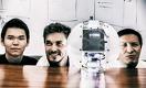 Как казахстанцы создали робота, которым заинтересовалась Yamaha