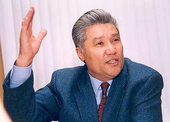 Шалбай Кулмаханов