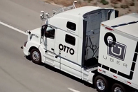 Uber's Driverless Truck Unit Is Under Government Investigation