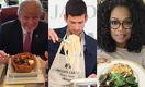 Рацион на миллион: как обедают политики, бизнесмены и звезды