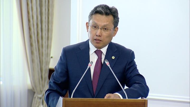 Экономика Казахстана ксередине зимы показала рост,— министр Т.Сулейменов