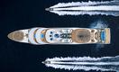 Дворцы на воде: топ-50 чартерных яхт мира