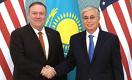 Госсекретарь США призвал Казахстан оказать давление на Китай из-за Синьцзяна
