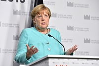Angela Merkel's Challenge to Europe