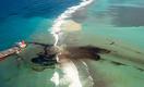 Сколько стоила ошибка экипажа танкера, севшего на мель у берегов Маврикия