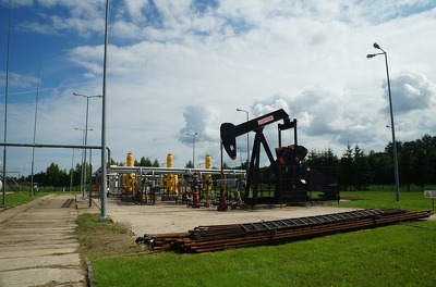 Запасы нефти вСША -4,1 мб, добыча +100 тб/д.