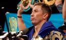 Головкин попал в топ-5 самых высокооплачиваемых боксёров